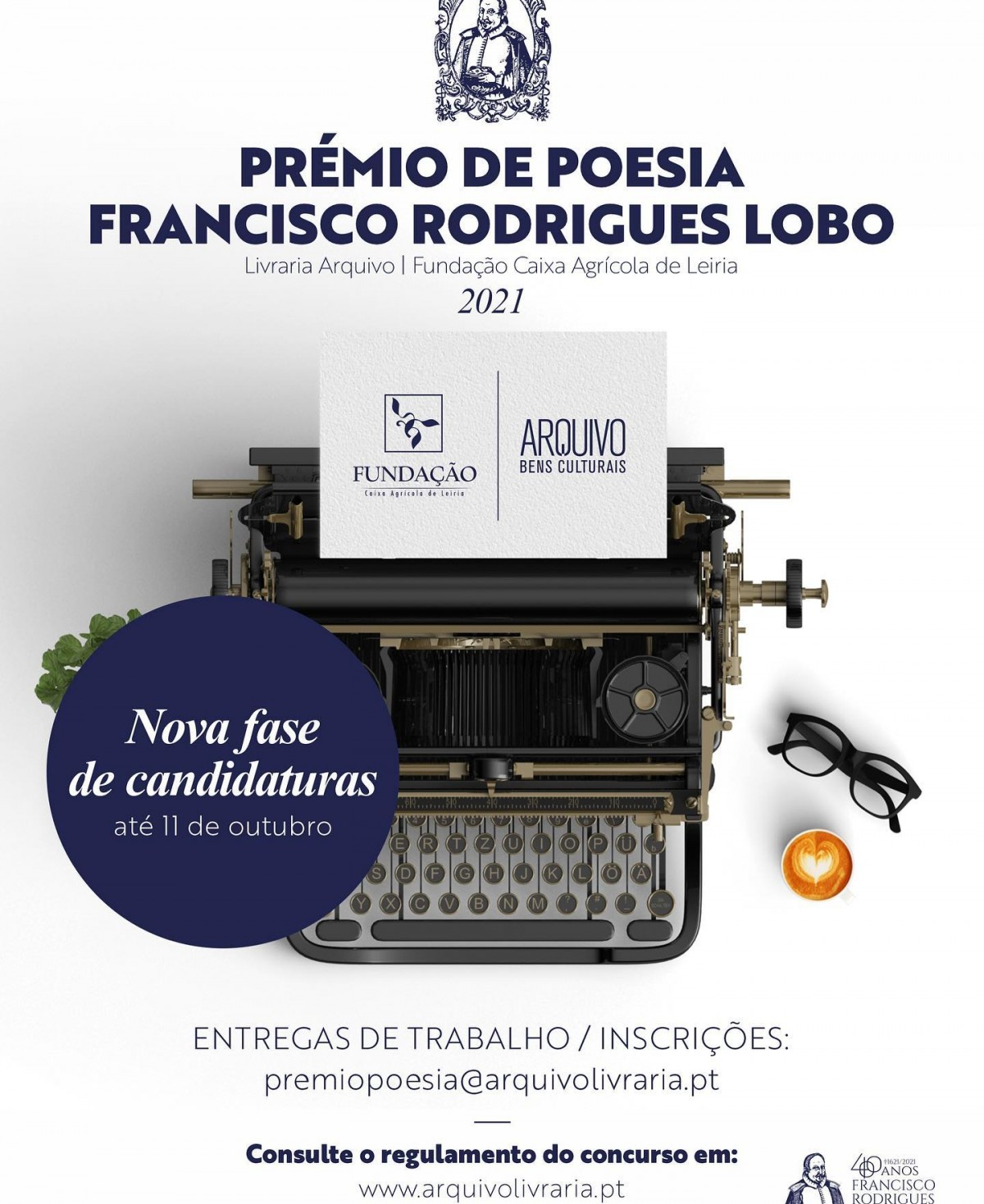 Prémio de Poesia Francisco Rodrigues Lobo