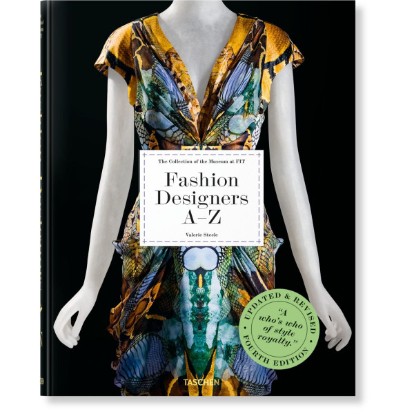 FASHION DESIGNERS A–Z, UPDATED EDITION