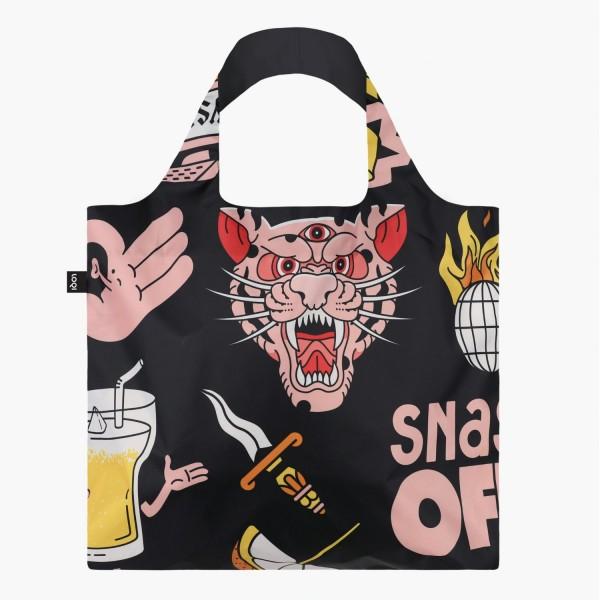SNASK Tiger Snake Beer Black