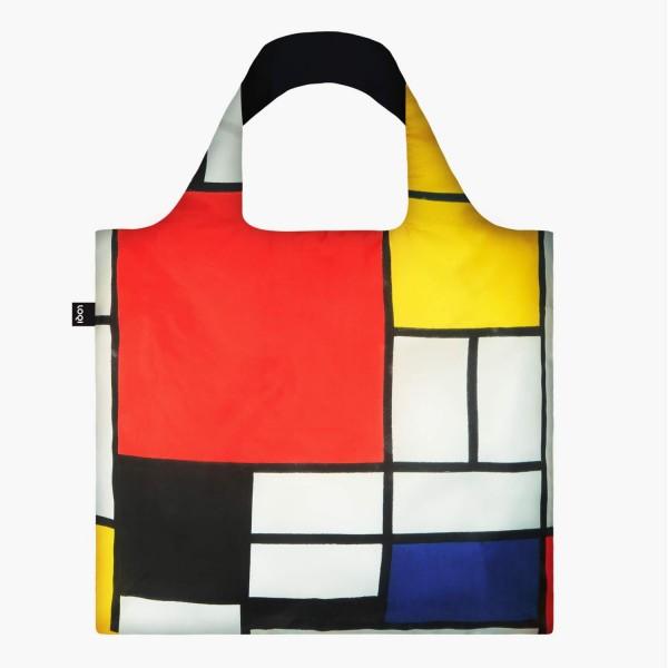 PIET MONDRIAN Red, Yellow, Blue & Black 1921