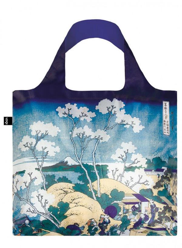 HOKUSAI Fuji from Gotenyama, 1830-32