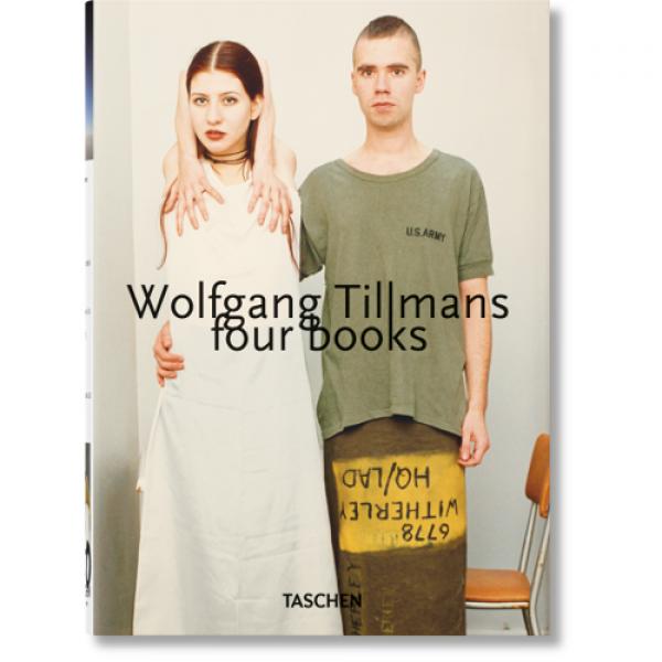 WOLFGANG TILLMANS. FOUR BOOKS
