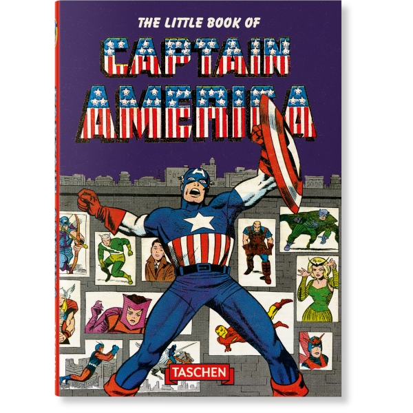 THE LITTLE BOOK OF CAPTAIN AMERICA