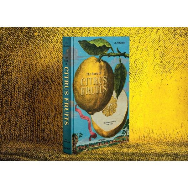 J. C. VOLKAMER. THE BOOK OF CITRUS FRUITS