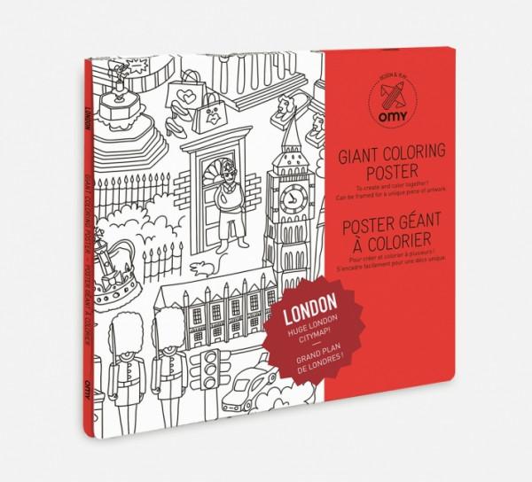 LONDRES - POSTER GIGANTE