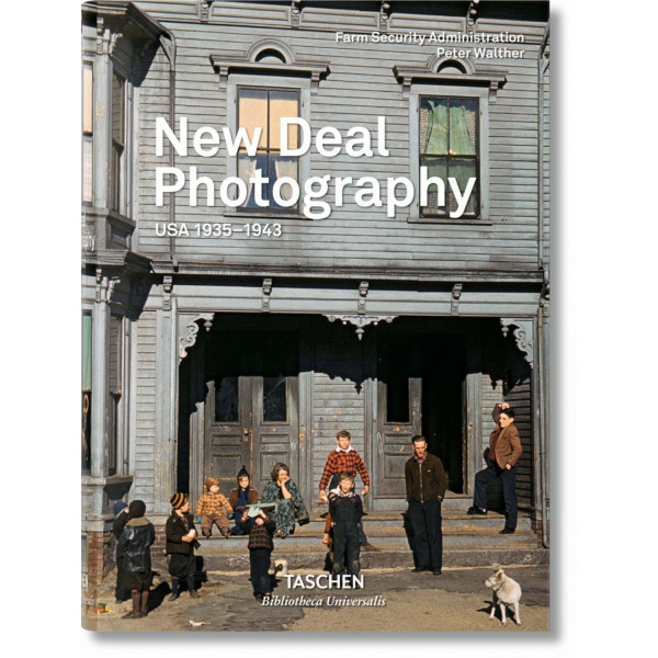 NEW DEAL PHOTOGRAPHY USA