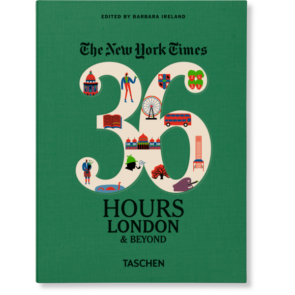 NYT. 36 HOURS. LONDON & BEYOUND