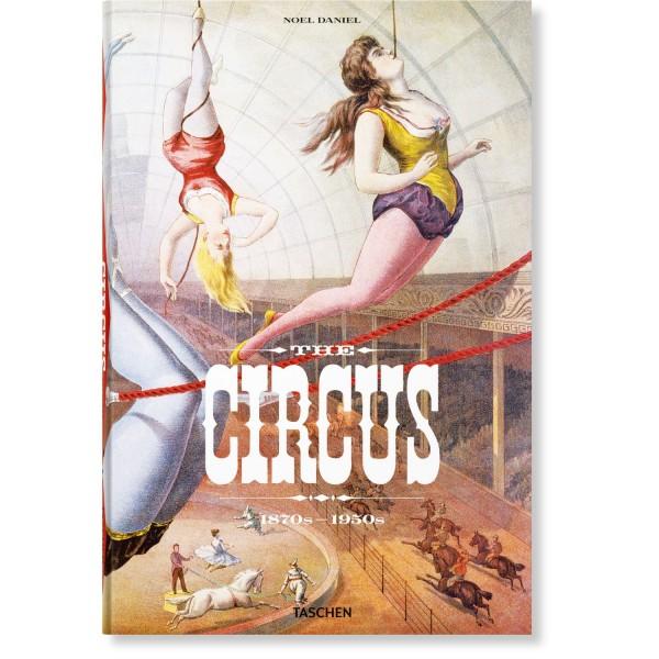 O circo. 1870 a 1950