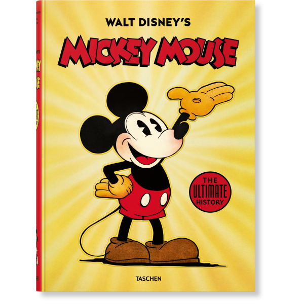 WALT DISNEY'S MICKEY MOUSE: THE ULTIMATE STORY