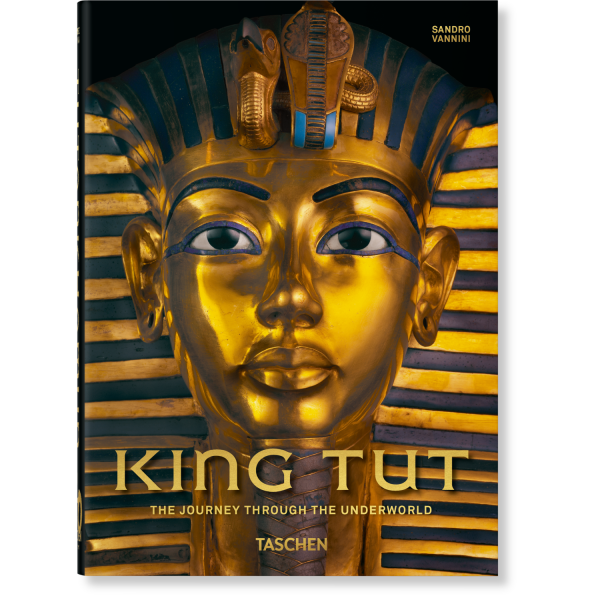 KING TUT. THE JOURNEY THROUGH THE UNDERWORLD – 40TH ANNIVERSARY EDITION