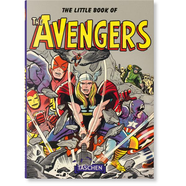 THE LITTLE BOOK OF AVENGERS (TM)