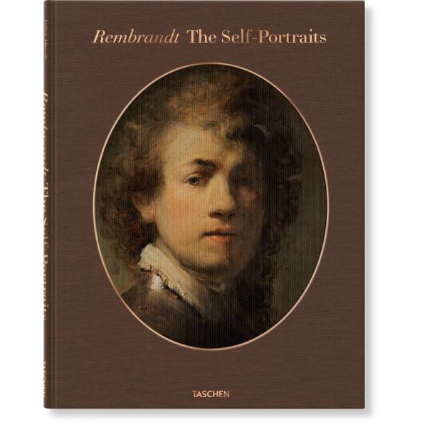 REMBRANDT. THE SELF-PORTRAITS